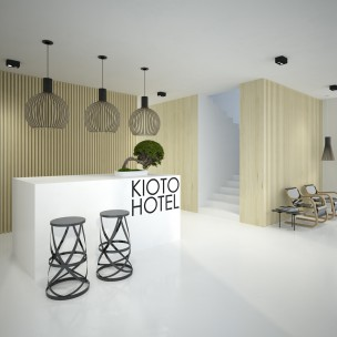 дизайн интерьера гостиниц