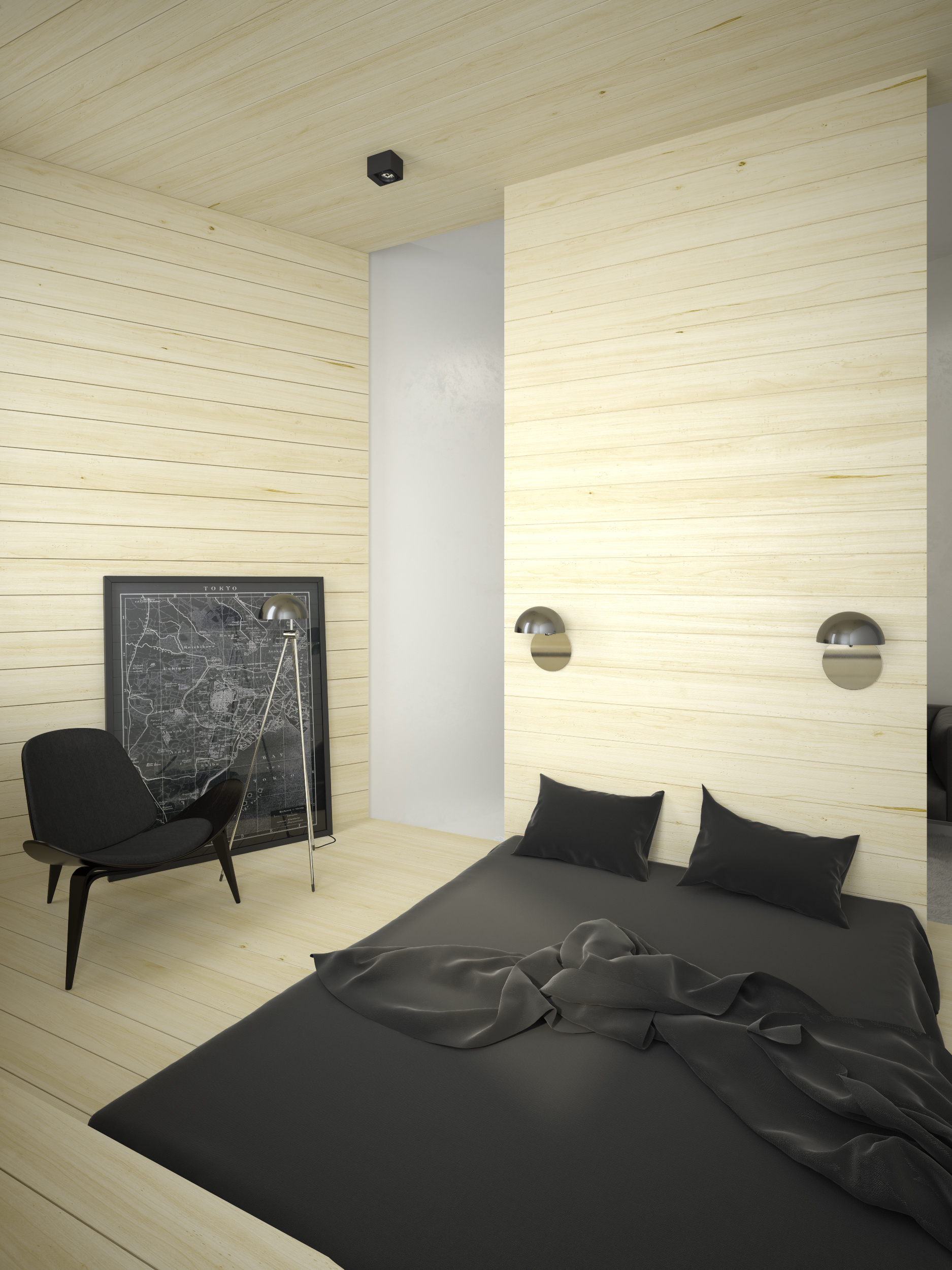 Minimalist hotel cotemporary hotel design hotel interior for Minimalist hotel design