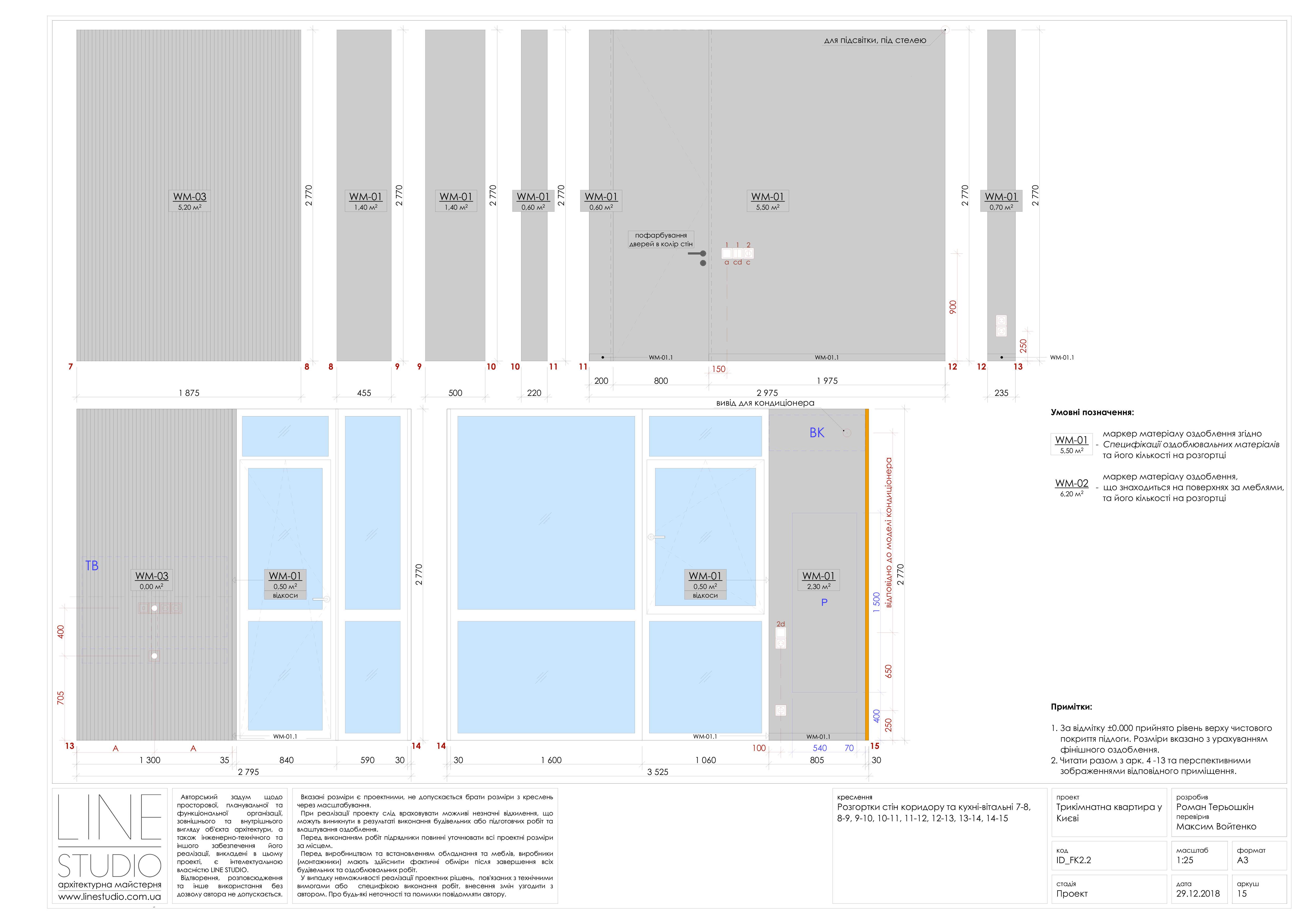15_fk2.2_Розгортки стін вітальні